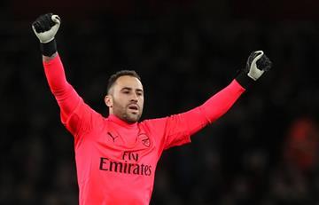 Ospina titular, capitán y de excelente juego en la victoria del Arsenal