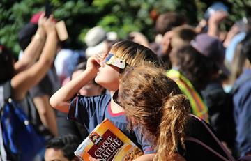 Eclipse solar parcial: ¿Qué precauciones debes tener para verlo?