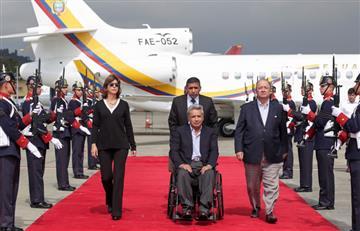 Ecuador y Colombia acordaron para la frontera conformar una fuerza de tarea conjunta