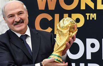 La Copa del Mundo visitará Bogotá