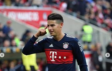 ¿Por qué Bayern pagaría 70 millones por James Rodríguez?