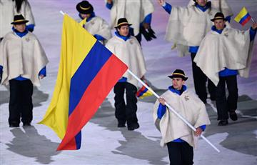 """Sebastian Uprimny:""""Mi objetivo en estos Juegos es representar a Colombia"""""""
