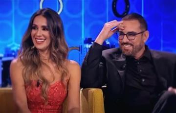 Catherine Siachoque y Miguel Varoni revelaron cuánto duraron para tener sexo