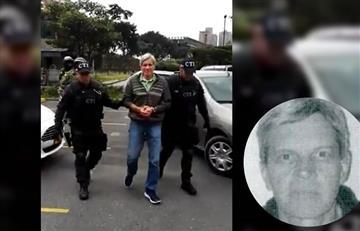 Fiscalía legalizará captura de alias 'Tista'