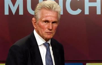 Jupp Heynckes da una buena noticia para James y el Bayern Múnich