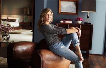 La impresionante mansión de Jennifer Aniston