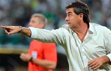 'Polilla' Da Silva preocupado tras el partido del América en la Sudamericana