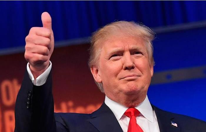 Trump reitera que su campaña no hizo nada ilegal tras inculpaciones a rusos