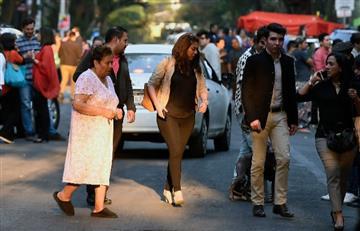 ¿Cómo vivieron los mexicanos el sismo de 7,2?