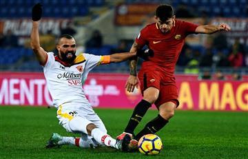 Inter cede terreno ante la Roma sigue en buena racha