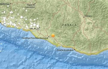 Poderoso sismo sacude a Ciudad de México