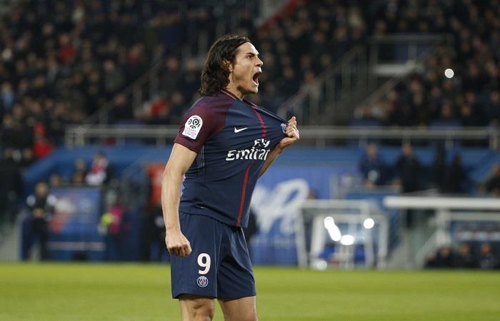 PSG reaccionó a su derrota en Champions, con goles en liga