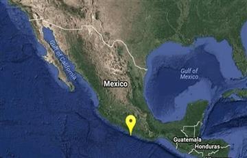 Sismo de 4,3 en las costas de Acapulco, México