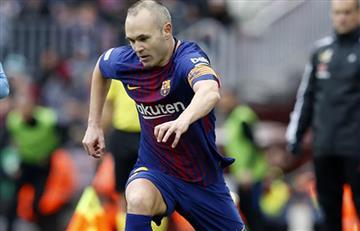 Valverde habló sobre los rumores de Iniesta y su salida a China