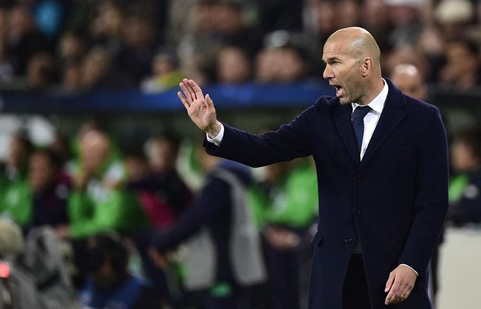 Zidane, ¿tiene definido su futuro?
