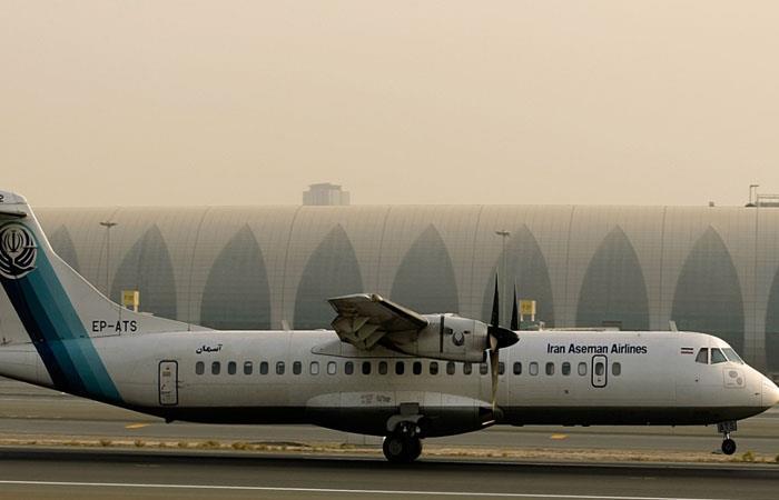 Uno de los aviones de la aerolínea. Foto: AFP