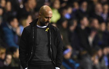 Manchester City eliminado por un equipo de la tercera división