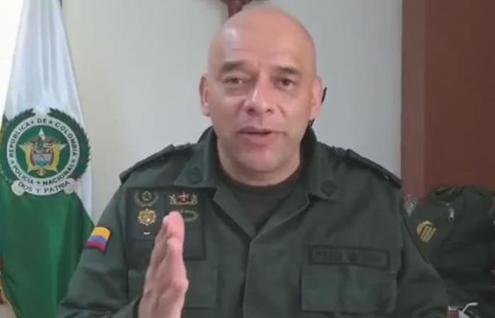 Nueva denuncia por acoso contra el Coronel Óscar Pinzón