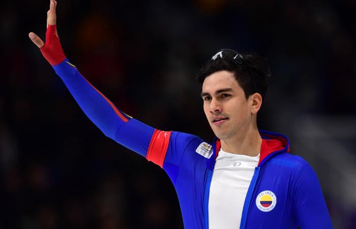 Pedro Causil el mejor colombiano en la historia de los Juegos Olímpicos de Invierno
