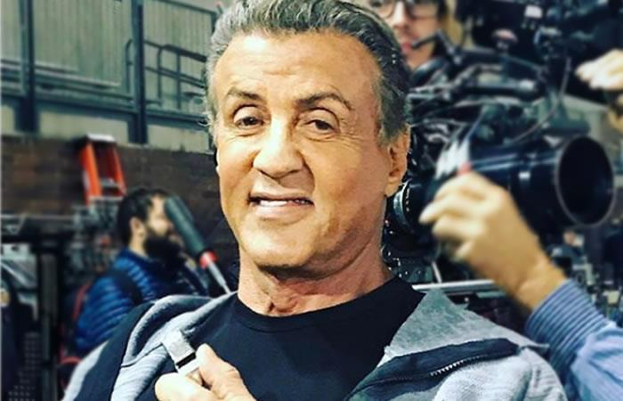 Sylvester Stallone y el rumor de su muerte que le tocó aclarar
