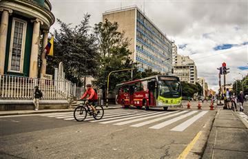 Bogotá: un destino para andar en Bicicleta