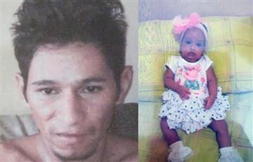 En Meta encuentran al hombre acusado de secuestrar a su hijastra de 4 meses