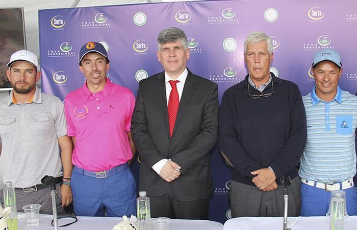 Golf: Colchones Serta es el nuevo patrocinador del Tour Colombiano