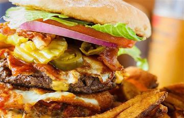 iFood Challenge: El desafío en el que los universitarios comerán una hamburguesa gigante
