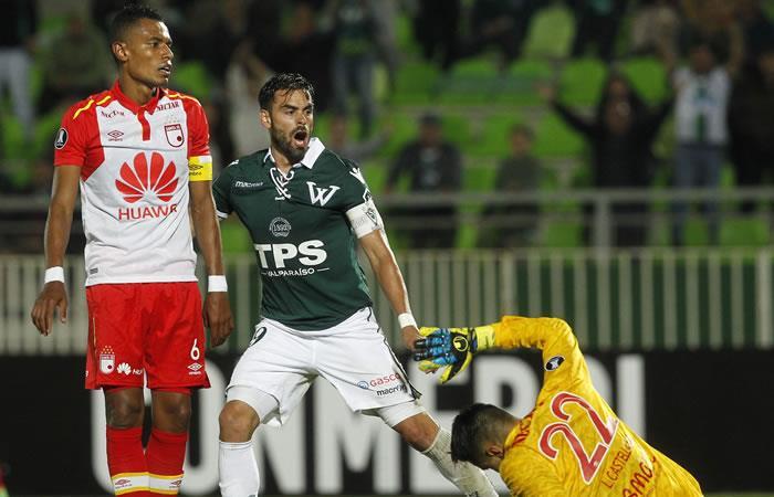 Libertadores: Santa Fe recibe a S. Wanderers por un cupo a la fase de grupos