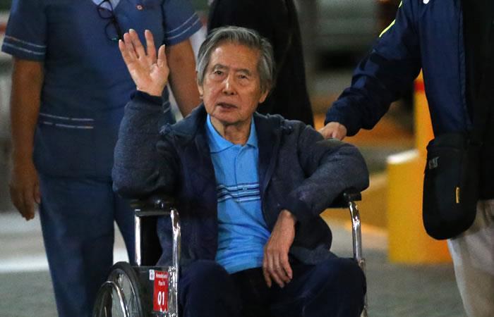 Perú: Tribunal decreta que Fujimori sea procesado por la masacre de 1992