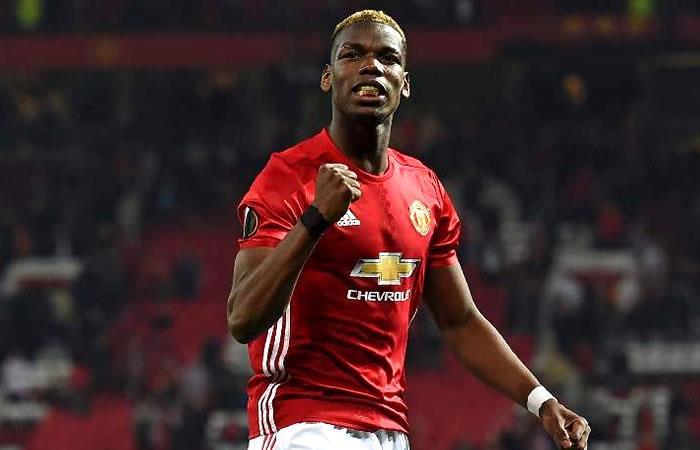 Pogba está de regreso con el Manchester United