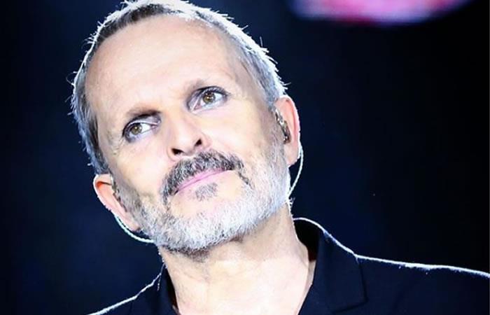 Viña del Mar: Miguel Bosé el encargado de inaugurar el Festival