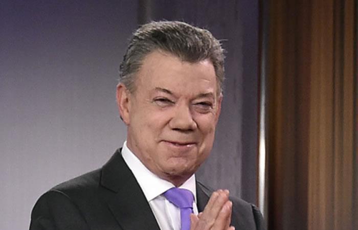 Juan Manuel Santos y la foto con la que enternece a toda Colombia