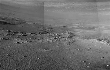 NASA: Científicos descubren extrañas rayas de piedra en Marte