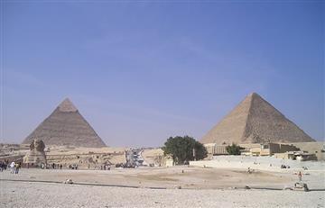 Revelan el secreto del perfecto alineamiento de la gran pirámide de Keops
