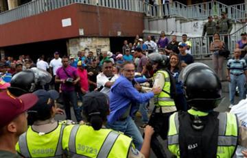 Bogotá: Varios locales fueron saqueados en Ciudad Bolívar