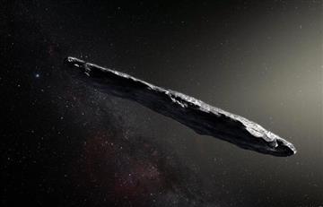 El primer visitante interestelar conocido está cayendo fuera de control