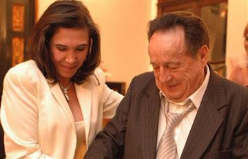 En el cumpleaños de 'Chespirito', Florinda Meza lo homenajea con un emotivo mensaje