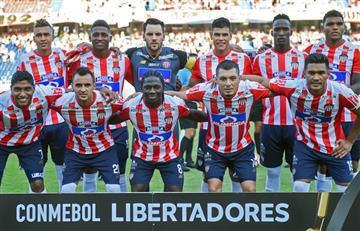 Junior clasifica al grupo 8 tras empatar con Guaraní