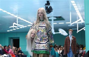 Gucci sorprende con un provocador desfile al estilo de Juegos de Tronos