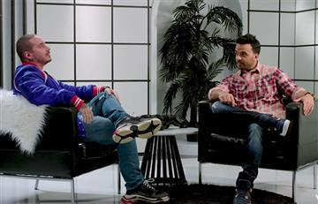 Las confesiones de J Balvin y Luis Fonsi en entrevista mano a mano