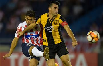 Libertadores: Junior visita a Guaraní por un lugar a la fase de grupos