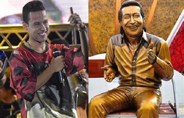 Martín Elías tendrá su estatua junto a Diomedes Díaz y esto costó realizarla