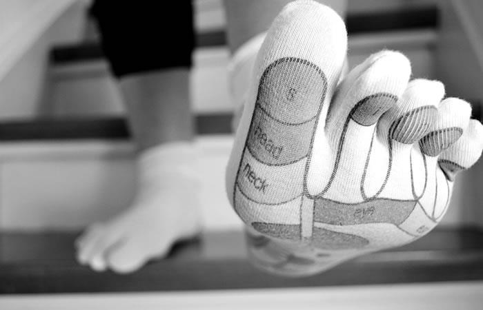 """¿Tu segundo dedo del pie es más largo? Cuidado podrías padecer de """"pie griego"""