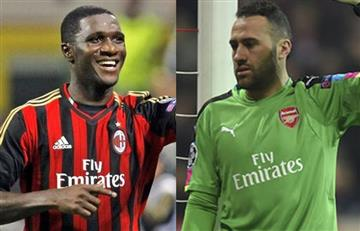 Arsenal de Ospina se mide ante el Milan de Zapata en Europa League