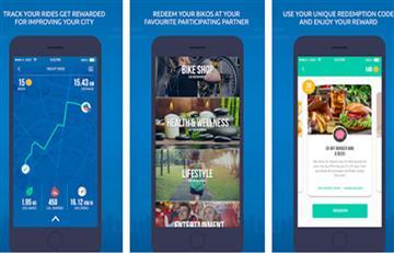 Biko: La aplicación para sacarle provecho al uso de la bicicleta