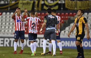 Libertadores: Junior impone su jerarquía y clasifica al grupo 8 ante Guaraní