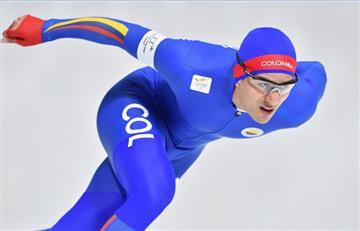 Pedro Causil le dice adiós a los Juegos Olímpicos de Invierno 2018
