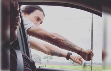 Rafael Robayo protagonizó el vídeo viral de la semana