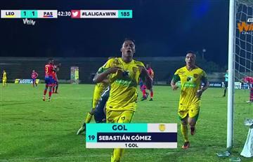 Liga Águila: Leones ganó por primera vez en Primera División, lo hizo ante Pasto
